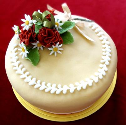 母の日 シュガーケーキ